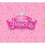 Caixa Mini Confeiteiro Princesas da disney parte de baixo fechada