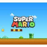 Caixa Mini Confeiteiro Super Mario Bros parte de baixo