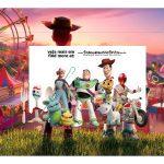 Caixa Mini Confeiteiro Toy Story 4 Parte de cima