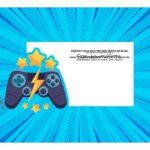 Caixa Mini Confeiteiro Video game play cima