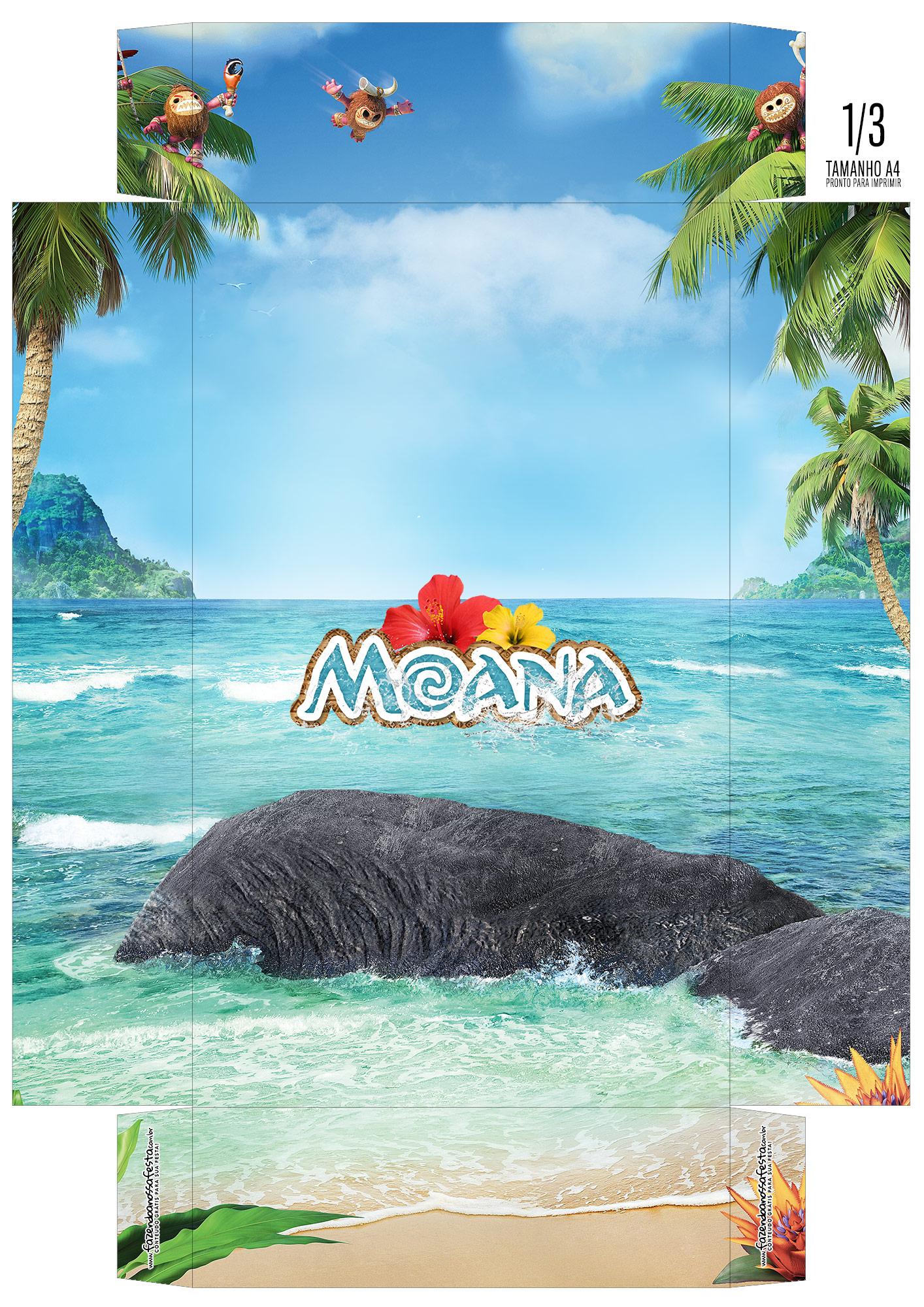 Caixa Ovo de Colher Personagens Moana_03