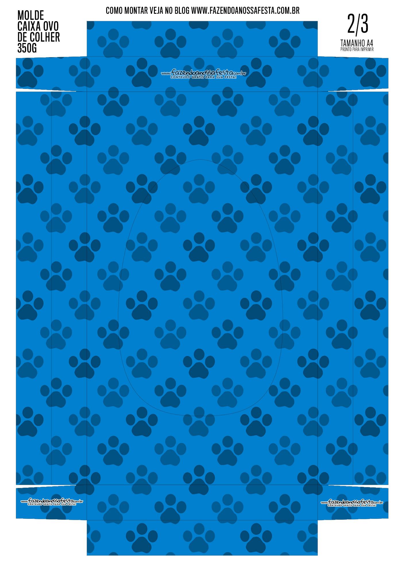 Caixa Ovo de Colher Patrulha Canina 2_02