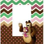 Caixa Ovo de Colher Personagens Masha e o Urso_01