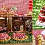 Festa Chapeuzinho Vermelho da Isabela