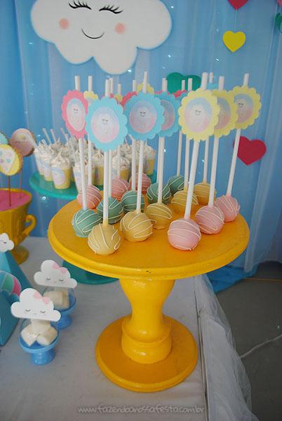 Festa Infantil Chuva de Amor da Eiza 2
