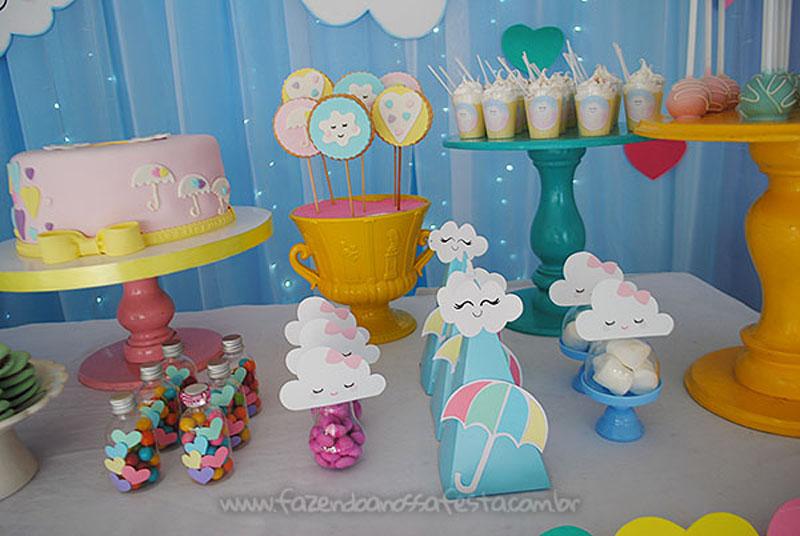 Festa Infantil Chuva de Amor da Eiza 7