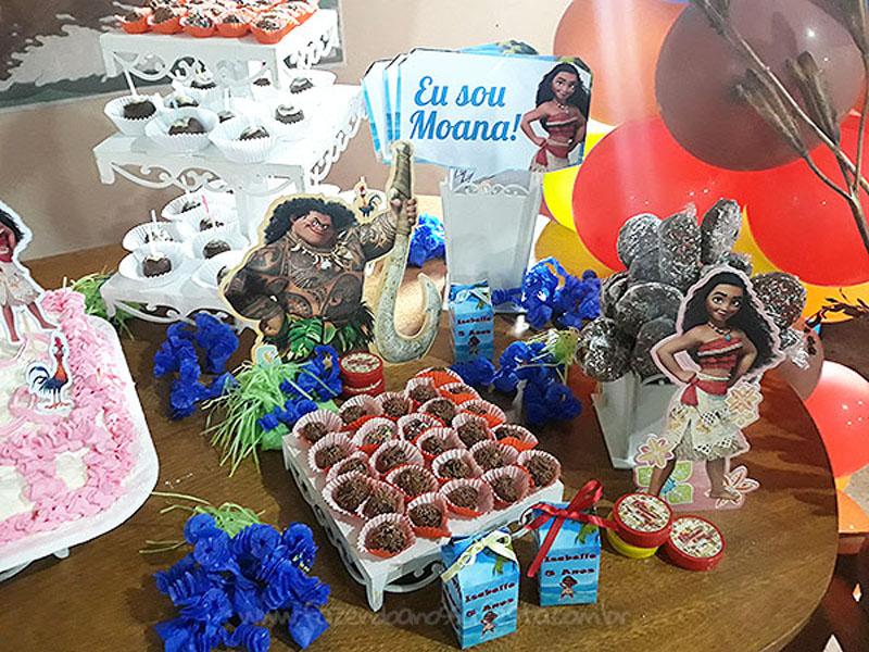 Festa Moana da Isabelle 3
