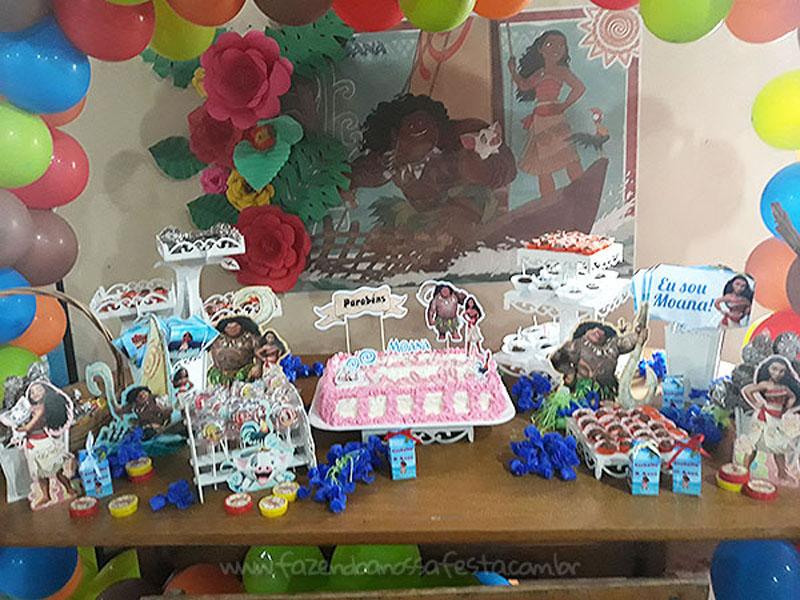 Festa Moana da Isabelle 4