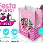 LOL Surprise Kit Festa Grátis para Baixar e Imprimir em Casa
