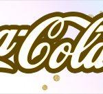 Rotulo Coca cola Unicornio Colorido