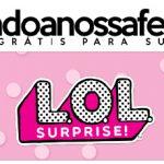 Rotulo Pote Papinha Nestle LOL Surprise