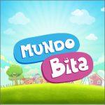 Adesivo Caixa Acrilico Mundo Bita Kit Festa