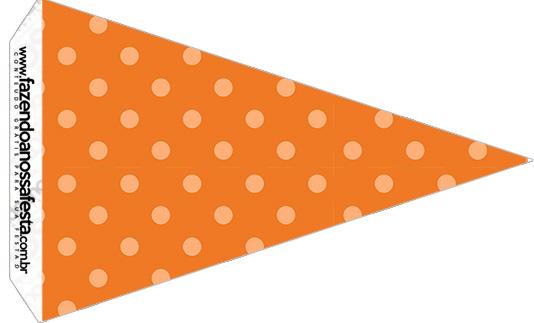 Bandeirinha Sanduiche 4 Mundo Bita Kit Festa