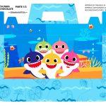 Caixa Maleta para Pascoa Baby Shark 01