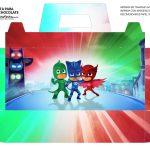 Caixa Maleta para Pascoa PJ Masks 02