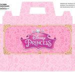 Caixa Maleta para Pascoa Princesas da Disney 02