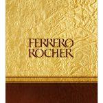 Caixa Kit Mini Confeiteiro Ferrero Roche parte de baixo