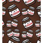 Caixa Kit Mini Confeiteiro Chocolates Nutella parte de baixo 1