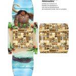 Caixa Personalizada de Kinder Ovo para Pascoa Maui