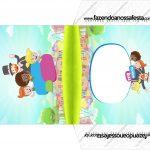 Envelope CD DVD Mundo Bita