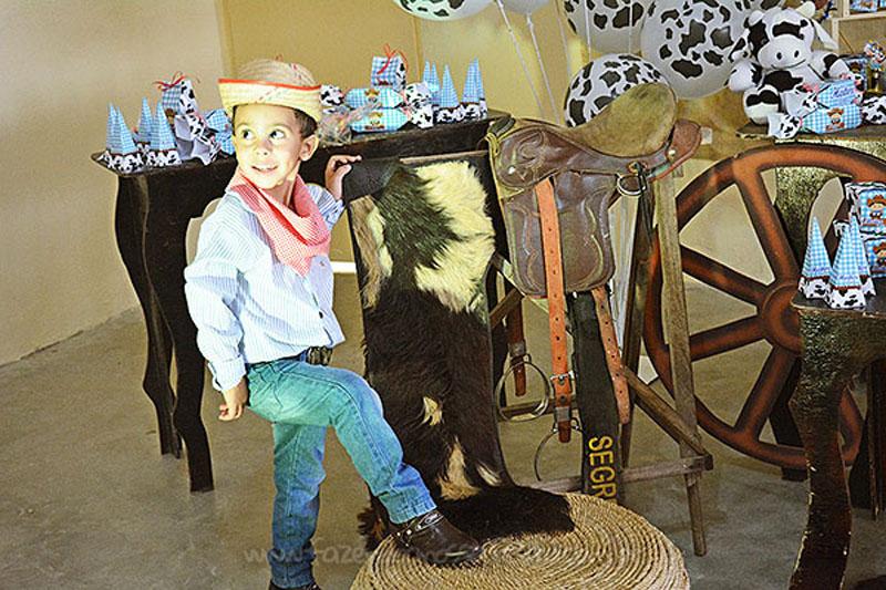 Festa Infantil Fazendinha do Heitor 5