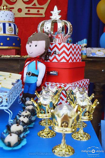 Festa Infantil Principe do Arthur 33