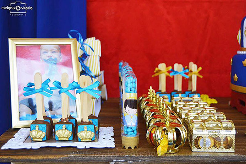 Festa Infantil Principe do Arthur 4
