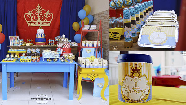 Festa Principe do Arthur