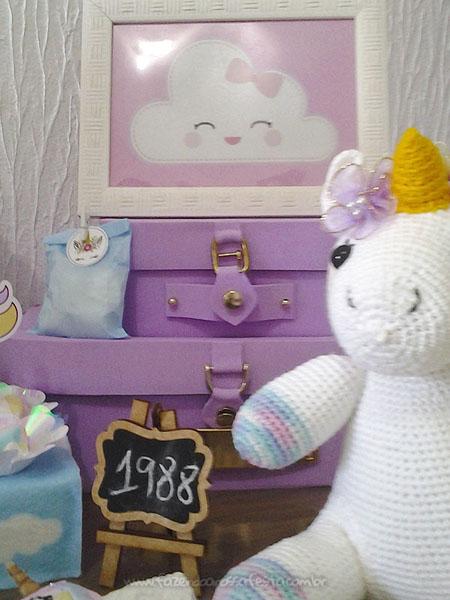 Festa Unicornio da Amanda 5