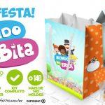 Mundo Bita Kit Festa Grátis para Editar e Imprimir em Casa