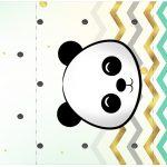 Pe de Moleque Yoki Panda Menino Kit Festa