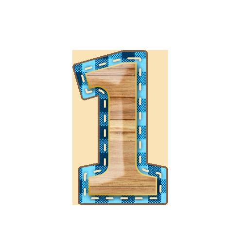 1 Alfabeto Festa Junina