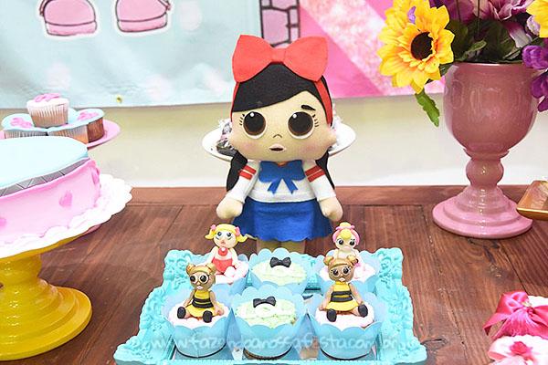 Festa Infantil Lol Surprise da Hadassa 11