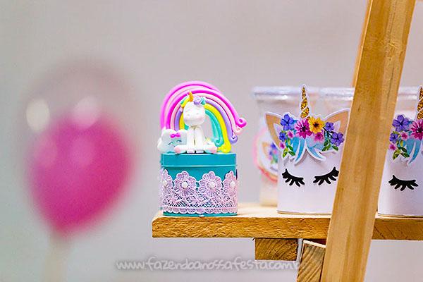 Festa Infantil Unicornio da Fernanda 17