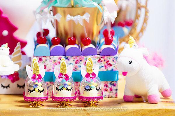 Festa Infantil Unicornio da Fernanda 19