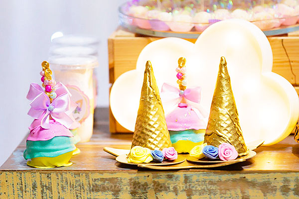 Festa Infantil Unicornio da Fernanda 23