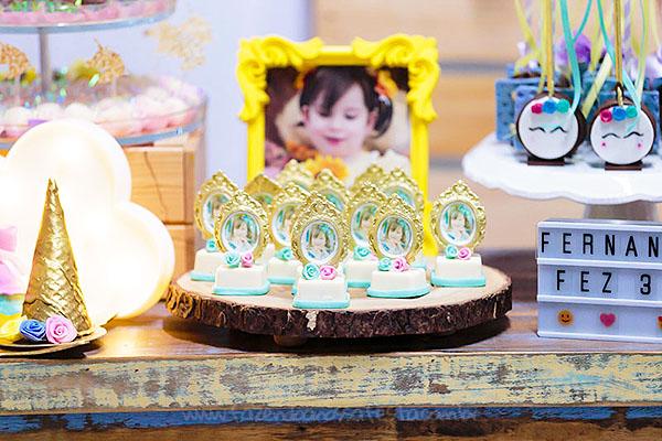 Festa Infantil Unicornio da Fernanda 27