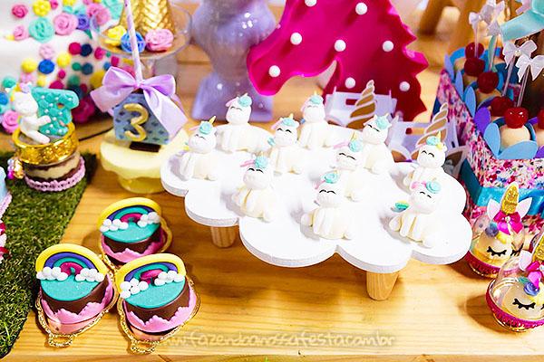 Festa Infantil Unicornio da Fernanda 31
