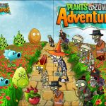 Livrinho para Colorir Plants vs Zombies 0