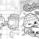 Livrinho para Colorir Shopkins 6