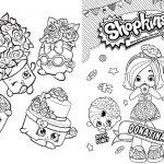 Livrinho para Colorir Shopkins 7