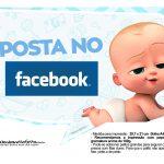 Plaquinhas Poderoso Chefinho para Chá de bebê 11