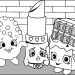 Revista para Colorir Shopkins 10