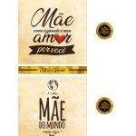 Rotulo Cerveja e Vinho para Dia das Maes 2 Vinho