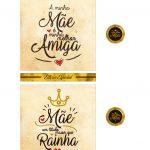 Rotulo Cerveja e Vinho para Dia das Maes 5 Vinho