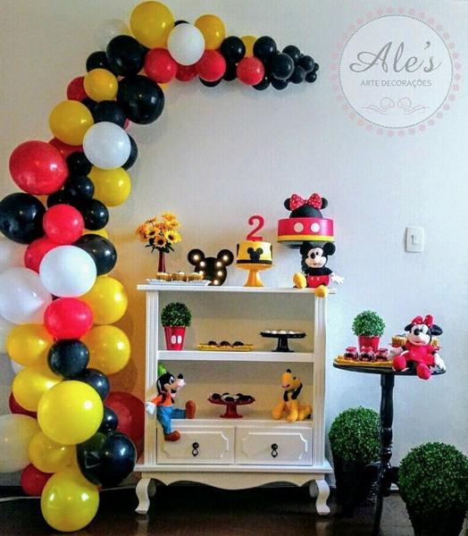 11 mickey mini table decoracao