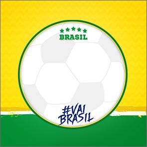 Adesivo Acrilico Quadrado Copa do Mundo Kit Festa