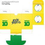 Baleiro Copa do Mundo Kit Festa