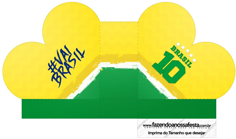 Caixa Coracao Copa do Mundo