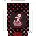 Caixa Dia dos Namorados com Letras de Musicas e Temas amor daqui ate a eternidade preto e vermelho_01